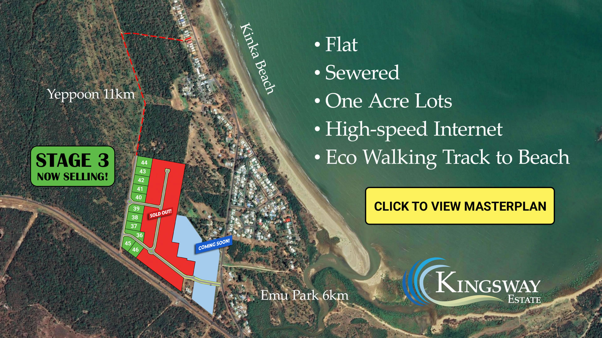 Kingsway Estate Masterplan